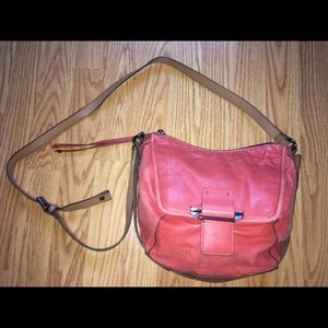 Red Kooba crossbody.